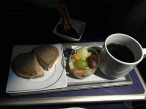 Airberlin Business Class Snack
