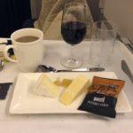 Lunch: Dessert - Käseplatte + Portwein